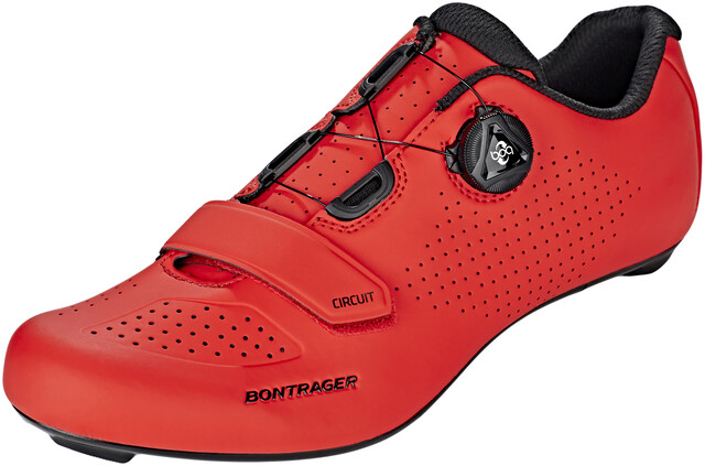 Circuito Zapatilla Electrica : Bontrager circuit zapatillas hombre rojo bikester
